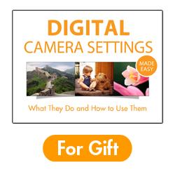 DigitalCameraSettingsForGift