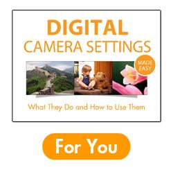 DigitalCameraSettingsForYou